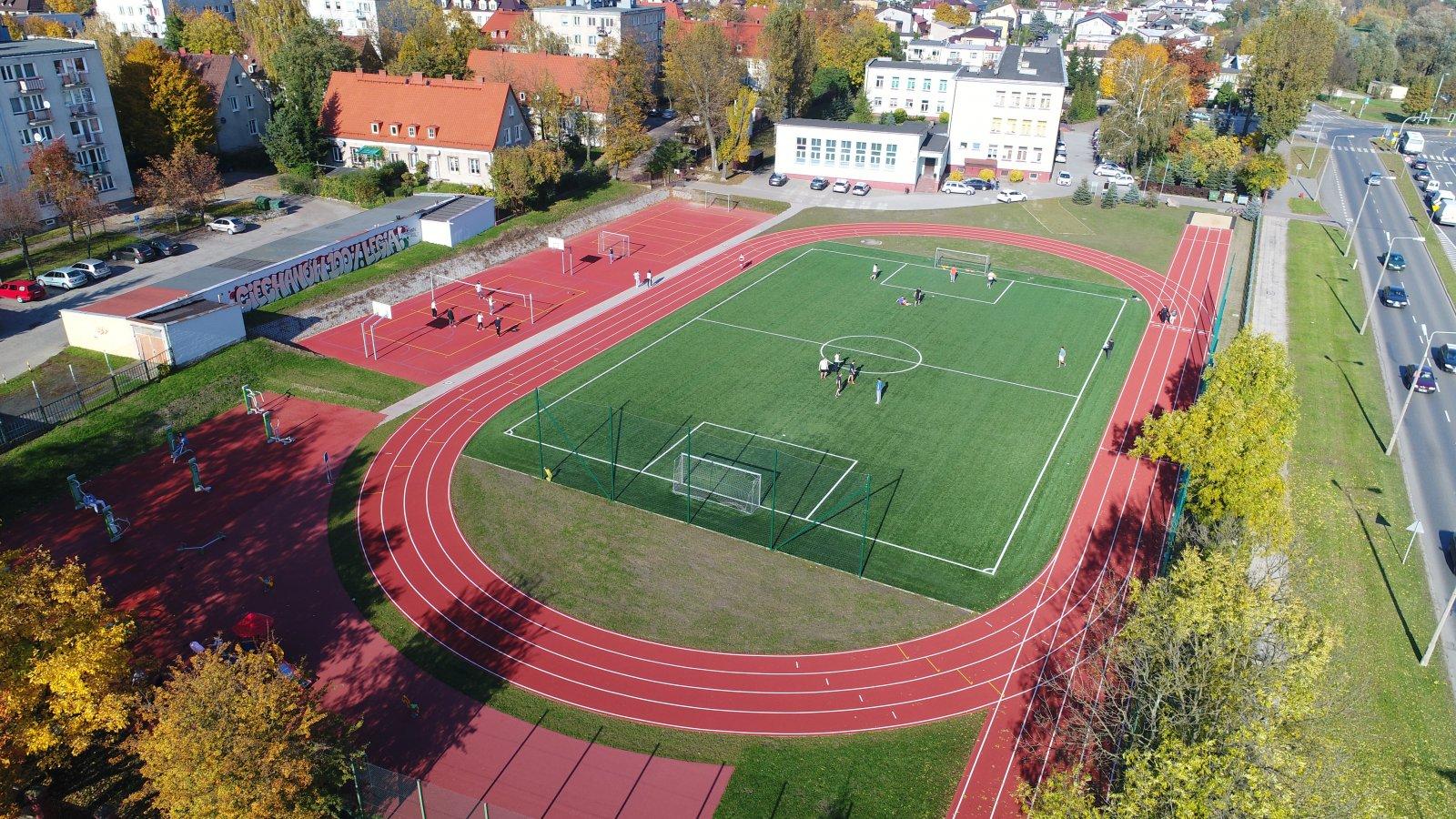 Obiekty Sportowe Urząd Miasta Ciechanów