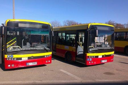 Autobusy w Święta