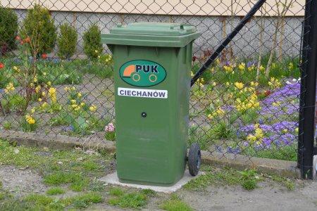 Uaktualniony harmonogram odbioru odpadów komunaln