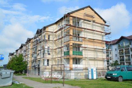TBS: remont budynku przy ul. Księcia Konrada II