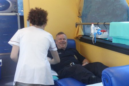 Kolejna akcja zbiórki krwi