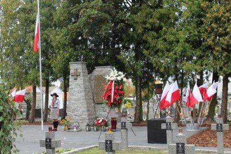 Zabezpieczenie obchodów 78 rocznicy wybuchu II Wo