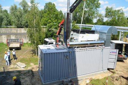 Budowa kogeneracji gazowej w Ciechanowie. Korzyśc