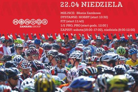 22 kwietnia: Cisowianka Mazovia MTB Marathon