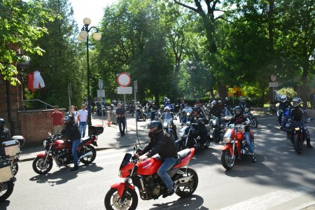 XIV Ciechanowskie Spotkania Motocyklowe