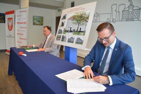 Podpisana umowa z blisko 5 mln zł dofinansowania