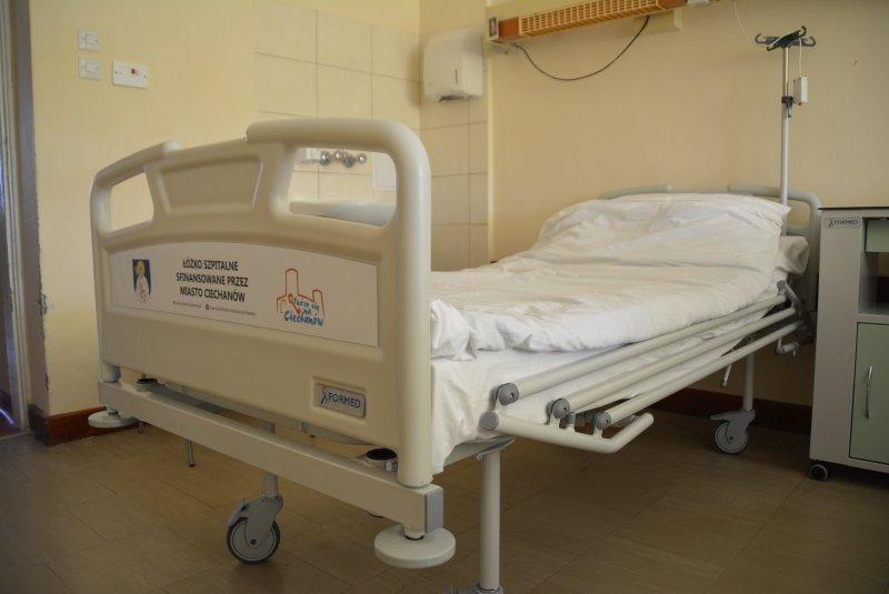 Nowe łóżka Szpitalne Dzięki Wsparciu Od Miasta Urząd