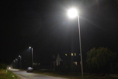 Uruchomiono nowe oświetlenie przy ul. św. Anny