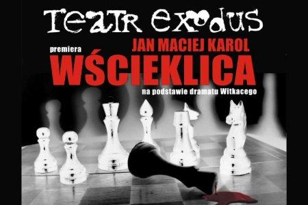 Teatr Exodus wraca z premierowym przedstawieniem