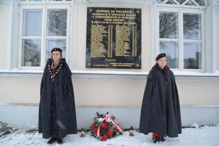 17 stycznia: uroczystość przed ratuszem