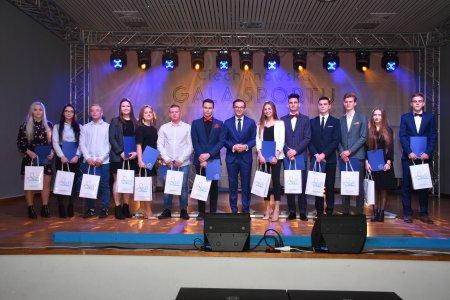 Ciechanowska Gala Sportu: stypendia, nagrody, wyni