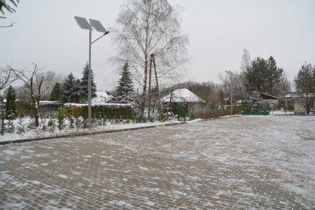 """Zakończyła się budowa parkingu przed ROD """"Kru"""