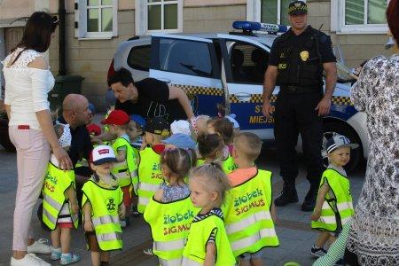 Maluchy w Straży Miejskiej