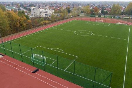Zakończona budowa nowego kompleksu sportowego prz