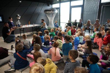 Park Nauki Torus z 5 tys. odwiedzających i nową