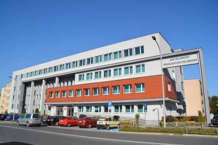 Budynek Sądu Rejonowego i Prokuratury w Ciechanowie