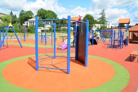 Modernizacja 7 placów zabaw i miejsc rekreacji