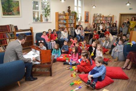 Miejska Biblioteka wznowiła prace w Krzywej Hali