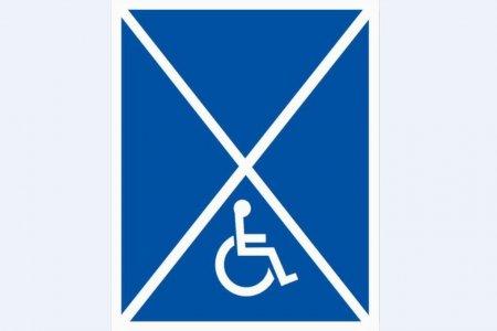 Oznakowanie miejsc postojowych dla osób niepełno