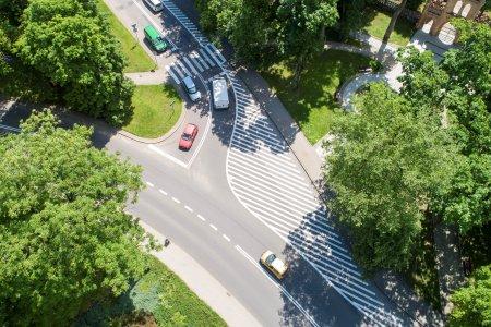 Zwiększenie bezpieczeństwa na skrzyżowaniu ul.
