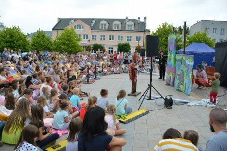 Zajęcia edukacyjne i kulturalne dla dzieci w czas