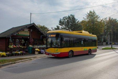 Autobusy ZKM w okresie Wszystkich Świętych