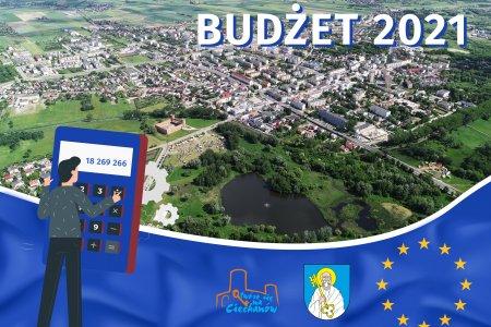 Budżet Ciechanowa na 2021 rok