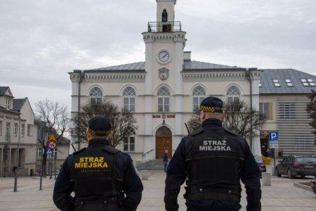 Nabór do Straży Miejskiej