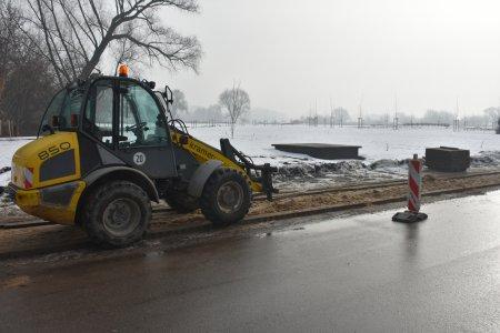 Budowa nowego miejskiego parku