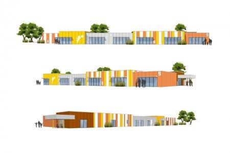 Budowa nowego miejskiego przedszkola z dofinansowa
