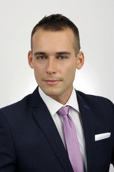 Radny Rady Miasta Ciechanów - Michał Rząsiński