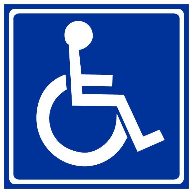 Lokal dostępny dla osób na wózkach inwalidzkich